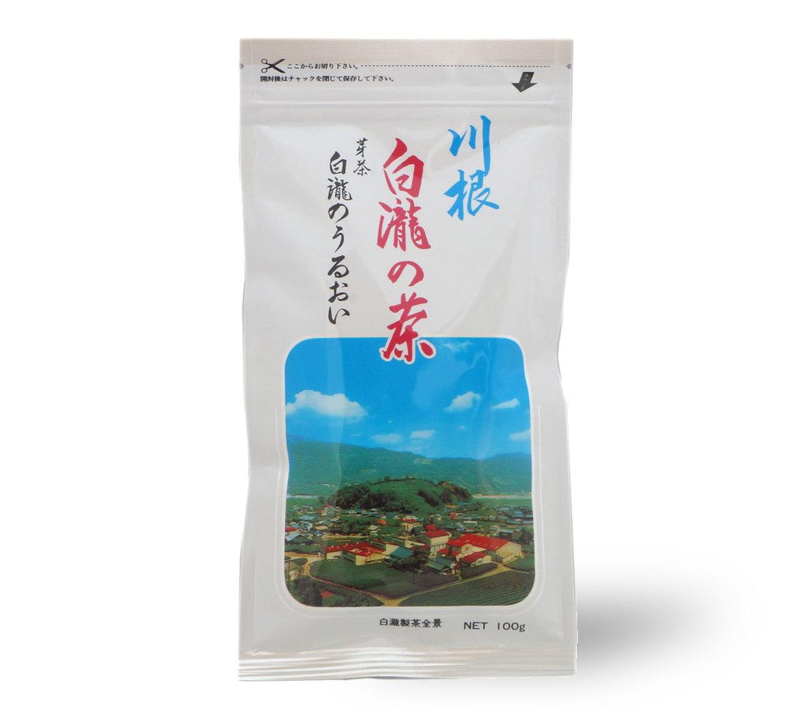 芽茶白瀧のうるおい 100g詰