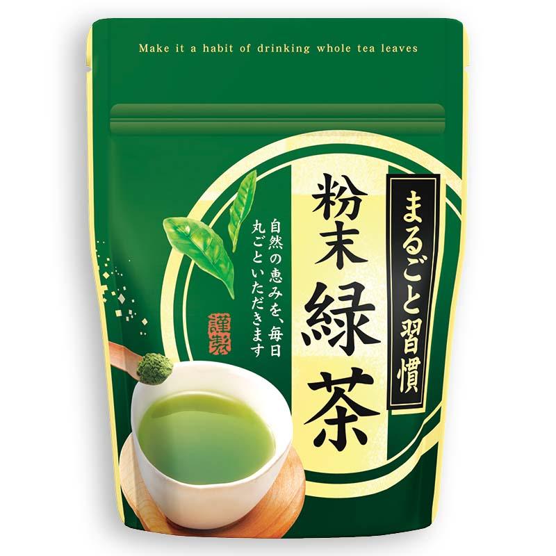 粉末緑茶 40g