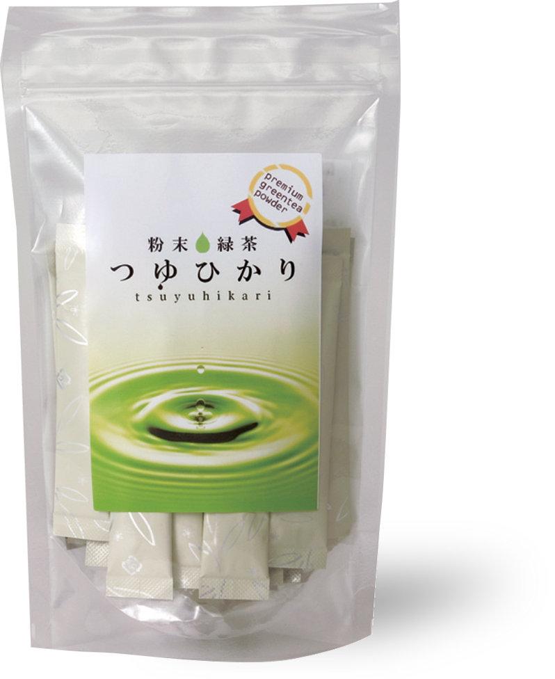 粉末緑茶つゆひかり 0.8g×30本