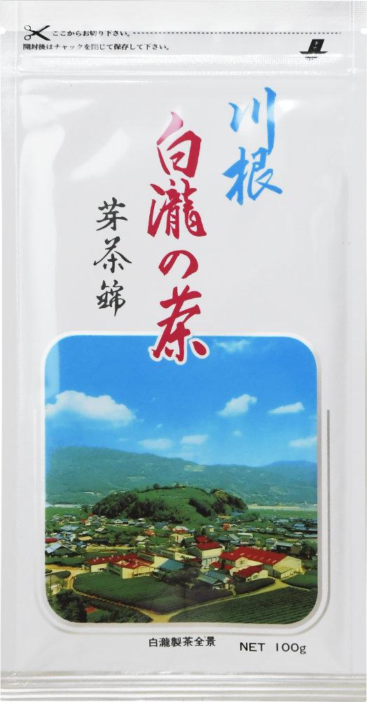 芽茶錦 100g詰