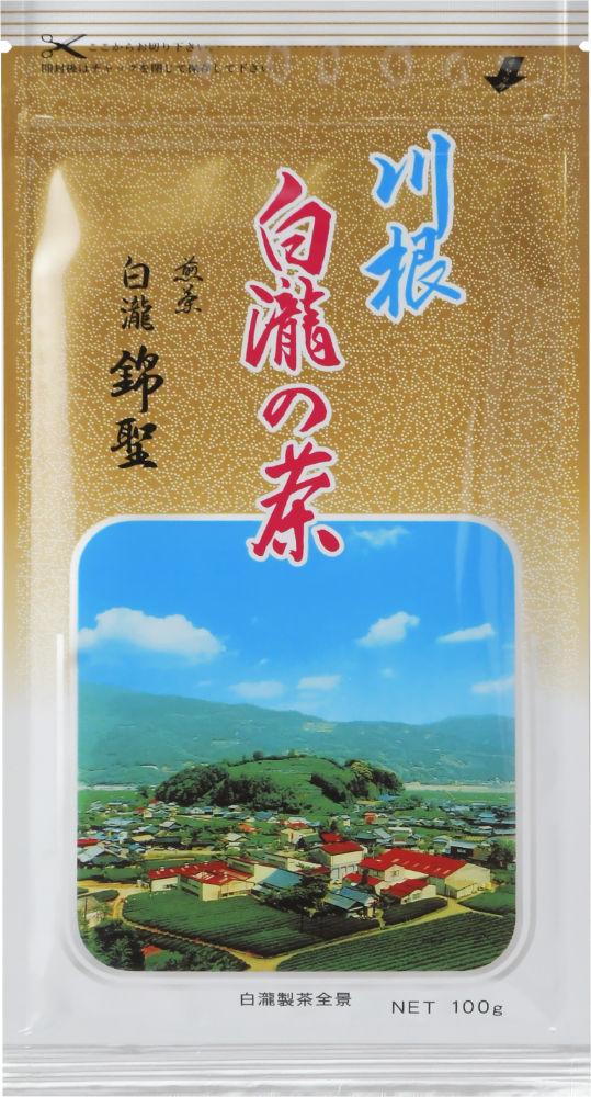 白瀧錦聖 100g詰